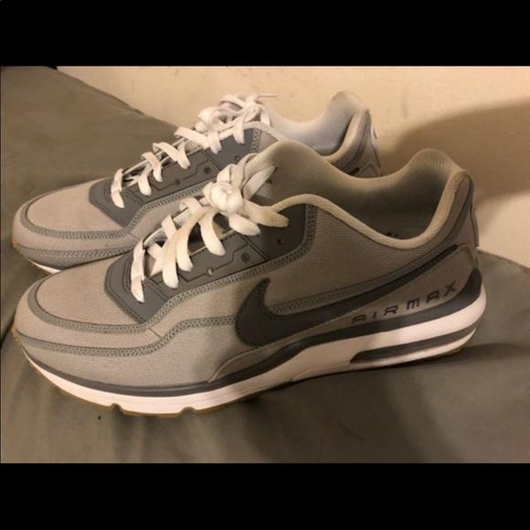Nike Air Max LTD 3 Wolf Grey White Denim Gum